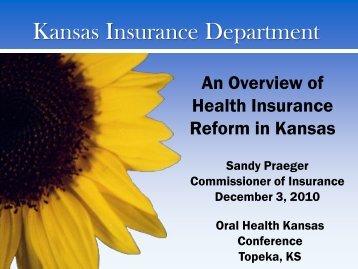 Exchanges - Oral Health Kansas