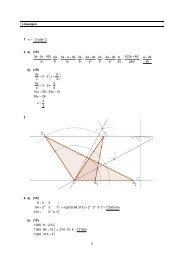 Mathematik MS 2010 - Lösungen (507.11 KB) - SchulArena.com