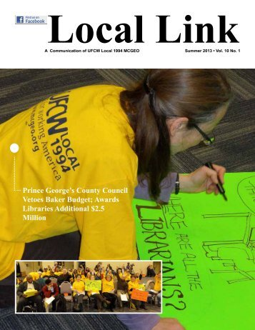 download the pdf - UFCW Local 1994 MCGEO