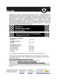 DUTCH TT GRAND PRIX ASSEN 30. Juni 2012