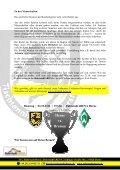 Ruhrstädter Newsletter 1. Pokalrunde SV Werder Bremen - Page 2