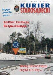 NR 183 LUTY 2008 - Kurier Starosądecki