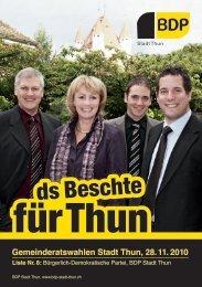 Gemeinde- und Stadtratswahlen - Übersicht der ... - Haller, Ursula