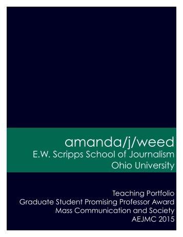 amanda/j/weed
