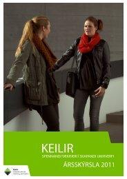 Ársskýrsla 2011 - Keilir