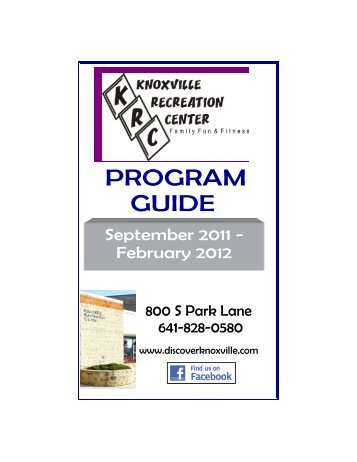guide sep - feb 2012 for PDF - Knoxville