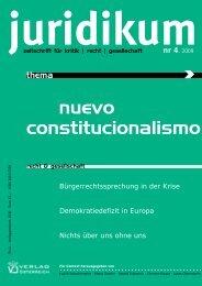 juridikum 4-2009
