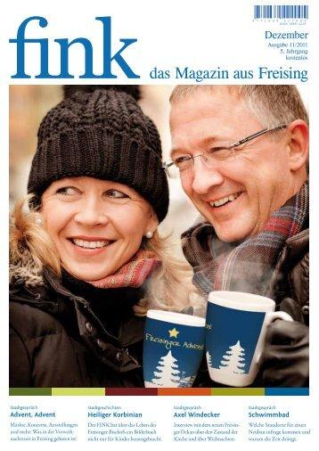 das Magazin aus Freising - Supershit
