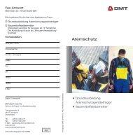 Atemschutz - Fire-Circle