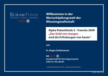 patente und - vevis.de