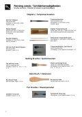 Painting needs / Schilderbenodigdheden - PELI Glass Products BV - Page 2