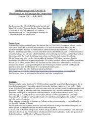 Santiago de Compostela - Fachschaft Physik