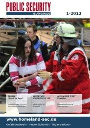 Projekt AirShield zur Erkundung, Eingrenzung und Bekämpfung von ...