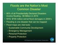 NYS DEC - Orange County Water Authority