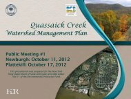 October 11, 2012 Public Meeting Presentation (Newburgh)