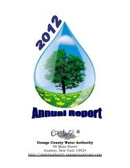 2012 Annual Report - Orange County Water Authority