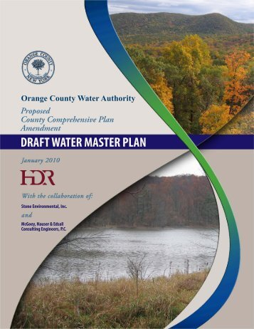 Untitled - Orange County Water Authority - Orange County, NY