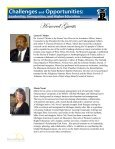 Challenges and Opportunities - The National Forum on Higher ... - Page 5