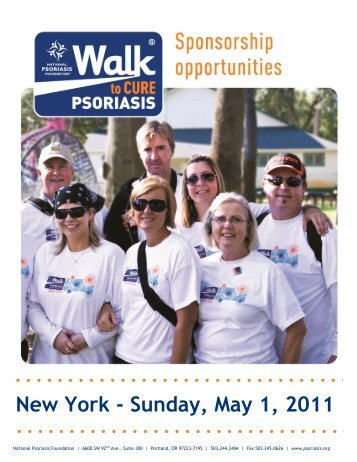 1 photo for Walk to Cure Psoriasis - New York 2