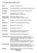 71. Thurgauer Mannschafts-OL Samstag, 14. September 2013 ... - Seite 2