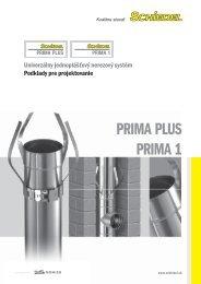 Stiahni si katalóg komínových systémov PRIMA - Krby
