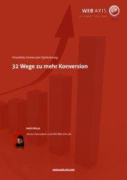 Checkliste Conversion Optimierung - konversionsKRAFT