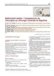 E-Mémoires de l'ANC, 2009, vol. 8 (4), 032-038 - Académie ...