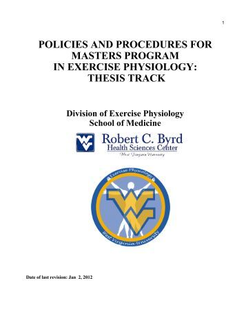 wvu thesis Wvu scholar is the institutional repository for wvu.