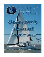 50cc Operator's Manu.. - Marlow-Hunter, LLC