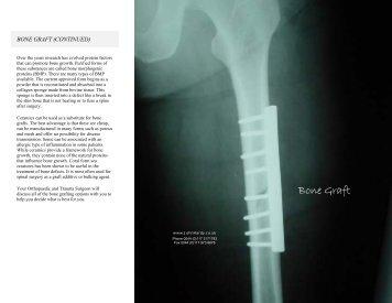Bone Graft