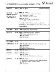 PDF-Dokument öffnen - pfarre wels st.josef