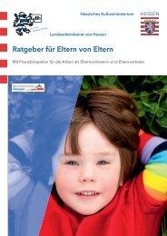 Ratgeber für Eltern von Eltern - Landeselternbeirat von Hessen