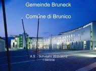 Gemeinde Bruneck Comune di Brunico - Ipcbrunico.it
