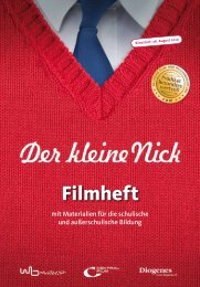 Filmheft - Der kleine Nick - Central Film