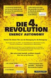 Nutzen Sie diesen Film aus der Bewegung für die Bewegung! Wer ...