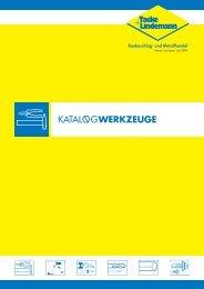 werkzeuge - Tacke & Lindemann Baubeschlag & Metallhandel GmbH