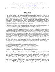preface - Facultatea de Constructii - Universitatea Tehnica din Cluj ...