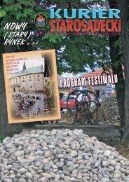 nr 166 czerwiec 2006 - Kurier Starosądecki