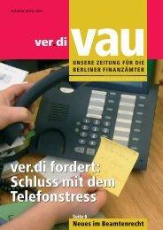 Ausgabe 15 - Vau-online.de