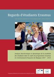 Regards d'étudiants Erasmus - AEF Europe