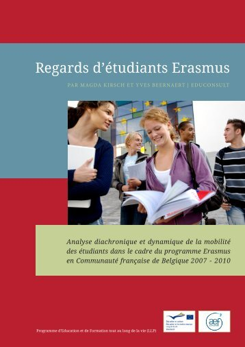 Regards d'étudiants Erasmus - AEF Europe