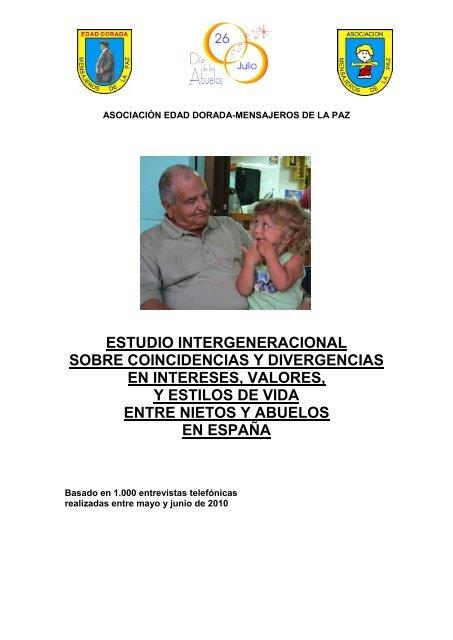 Encuesta Día de los abuelos 2010: Análisis de los Datos