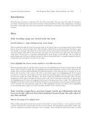 Formative Evaluation - Acm.uiuc.edu