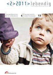 2011>lebendig - Stiftung Gott hilft