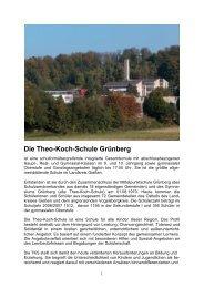 Die Theo-Koch-Schule Grünberg