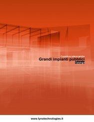 Grandi impianti pubblici - Lynx Coperture telescopiche per piscine e ...