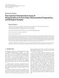 Flow Injection Potentiometric Assay of Hexoprenaline ... - downloads