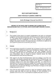 Draft JPU Budget: Financial Year 2013-14 PDF 75 KB