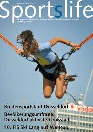 Exklusivleistungen der AOK Rheinland ... - Stadtsportbund Düsseldorf