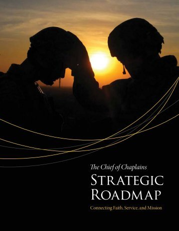Strategic Roadmap - Office of the Chief of Chaplains - U.S. Army